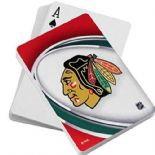 Chicago Blackhawks Playing Cards